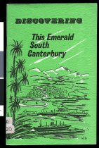 Image of Discovering this emerald South Canterbury  - Maxwell, James, 1918-