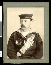 Image of [Jim Pearson, Timaru Port Guards] -