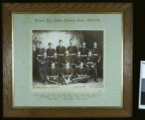 Image of Timaru City Rifles shooting team, 1901-1902 -