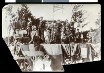 Image of A 'Grand tableaux', circa 1900 -