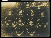 Image of Volunteer rifles non-commissioned officers, circa 1900 -