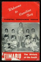 Image of Carnival programme, 1959-1960