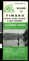 Image of Visitors' guide, Oct-Nov 1961