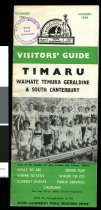 Image of Timaru Waimate Temuka Geraldine & South Canterbury : visitors' guide, December 1961 - January 1962 -