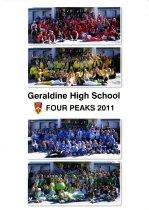 Image of Four peaks 2011: Geraldine High School -