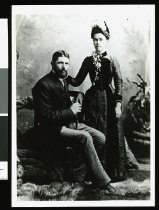 Image of [Charles and Mary Saunders] -
