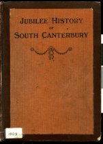 Image of Jubilee history of South Canterbury - Andersen, Johannes Carl, 1873-1962.