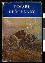Image of Timaru Centenary 1868-1968 - Parker, J. S.