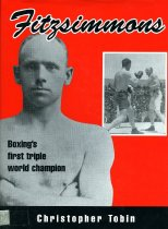 Image of Fitzsimmons : boxing's first triple world champion - Tobin, Christopher