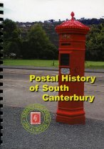 Image of South Canterbury postal history - Elliot, Ken
