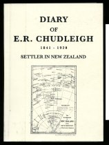 Image of diary of e.r. chudleigh