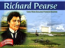 Image of Richard Pearse : pioneer aviator - Rodliffe, C Geoffrey