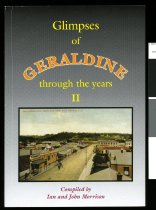 Image of Glimpses of Geraldine through the years II - Morrison, Ian (ed)