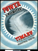 Image of Power unlimited! : Timaru, South Canterbury New Zealand, Industrial Centre -