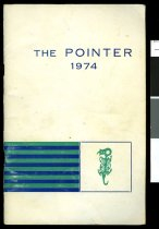 Image of The pointer : magazine of the Pleasant Point High School, 1974 -
