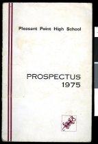 Image of Prospectus, 1975 -
