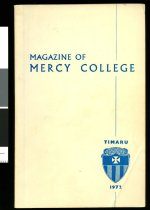 Image of Magazine of Mercy College, 1972 -