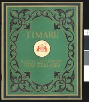 Image of Timaru, South Canterbury, New Zealand -