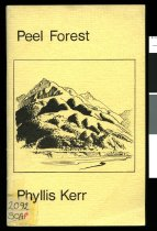 Image of Tarahaoa : history, story, and legend of Peel Forest - Kerr, Phyllis, 1907-