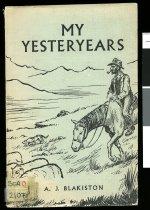 Image of My yesteryears - Blakiston, Arthur John, 1862-196