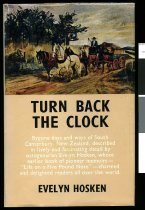 Image of Turn back the clock - Hosken, Evelyn, b. 1886.