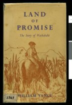 Image of Land of promise : the story of Waikakahi    - Vance, William, 1901-1981.