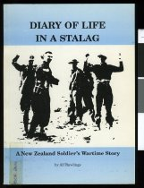 Image of Diary of life in a stalag : a New Zealand soldier's wartime story - Rawlings, Alf, 1914-2002