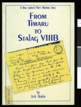 Image of From Timaru to Stalag VIIIB : a New Zealand pilot's wartime story  - Hardie, Jack, 1919-