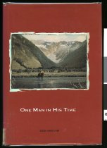 Image of One man in his time - Gregan, J. D., 1915-