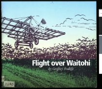 Image of Flight over Waitohi - Rodliffe, C Geoffrey