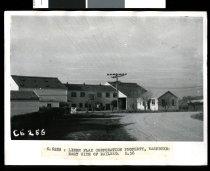 Image of [Linen flax factory, Washdyke, 1956] -