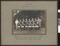 Image of S.C.H.A. Representative team, 1924 -