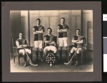 Image of C.F.C.A. hockey team, 1923