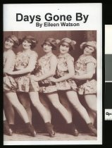 Image of Days gone by - Watson, Eileen