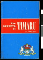 Image of The streets of Timaru - Hamilton, J B