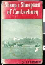Image of Sheep & sheepmen of Canterbury 1850-1914 - Crawford, Sheila S