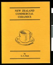 Image of An introduction to New Zealand commercial ceramics - Park, G S