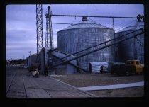 Image of [New Wheat Silos] - .