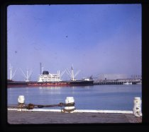 Image of [Unidentified Fench Line ship] - .