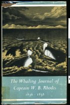 Image of The Whaling Journal of Captain W B Rhodes - Rhodes, William Barnard