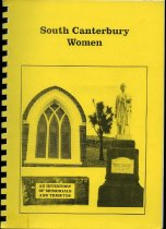 Image of South Canterbury women : an inventory of memorials and tributes to women - Cox, Jean