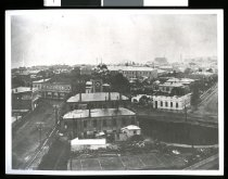Image of [Timaru Post Office, rear view]  -