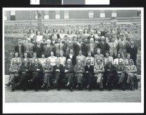 Image of [C.P.O. Timaru staff, 1946]  -