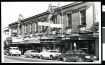 Image of [O'Meeghan's buildings Stafford Street, Timaru] -