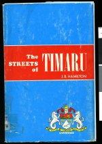 Image of The streets of Timaru - Hamilton, J B