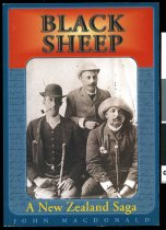 Image of Black sheep : a New Zealand saga - Macdonald, John