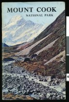 Image of Mount Cook National Park - Connor, H E (ed.)