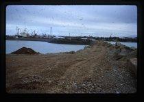 Image of [North Mole construction] -