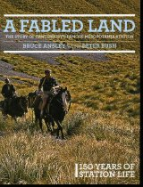 Image of A fabled land : the story of Canterbury's famous Mesopotamia Station  - Ansley, Bruce