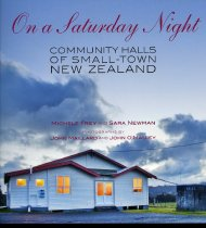 Image of On a Saturday night : community halls of small-town New Zealand  - Frey, Michele